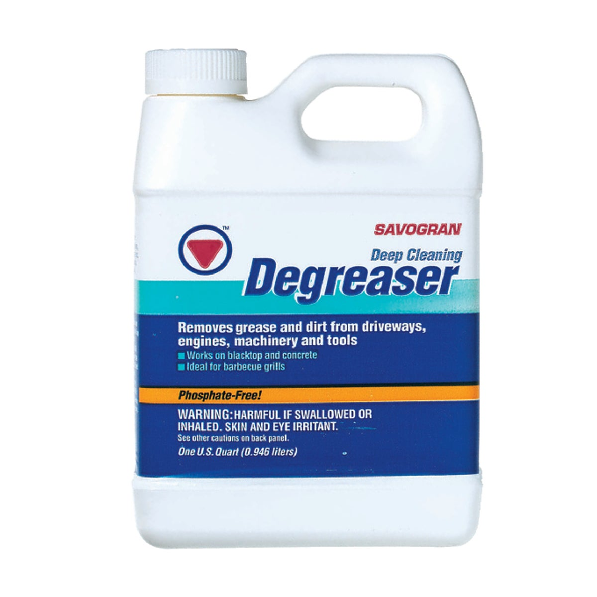 QUART DRIVEWAY CLEANER - 10732 by Savogran Company