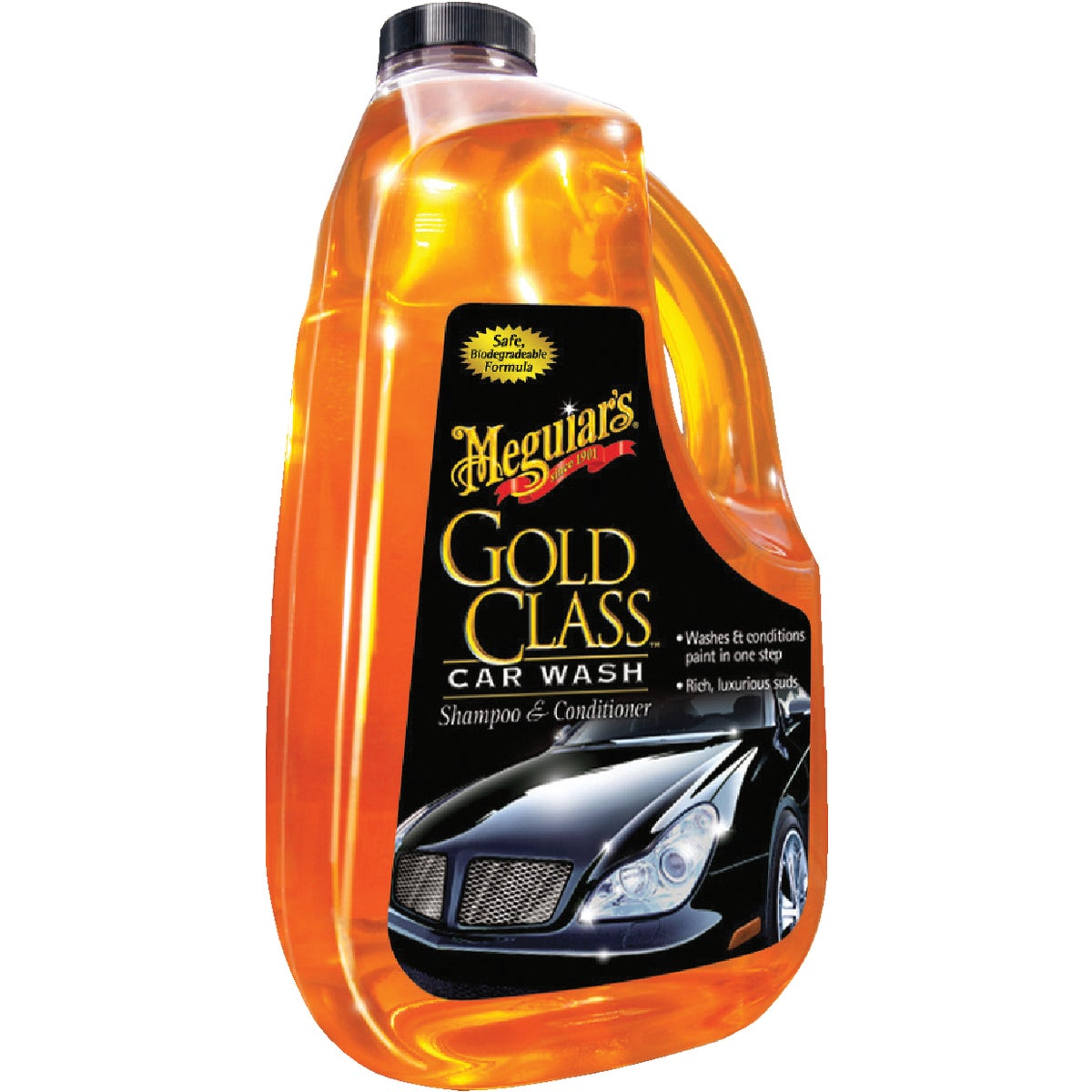 CAR WASH SHAMPOO - G7164 by Meguiars Inc