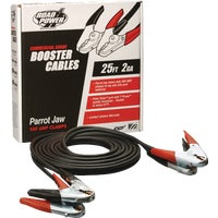 Woods Ind. 25' 2G BOOSTER CABLE 08862-00-08