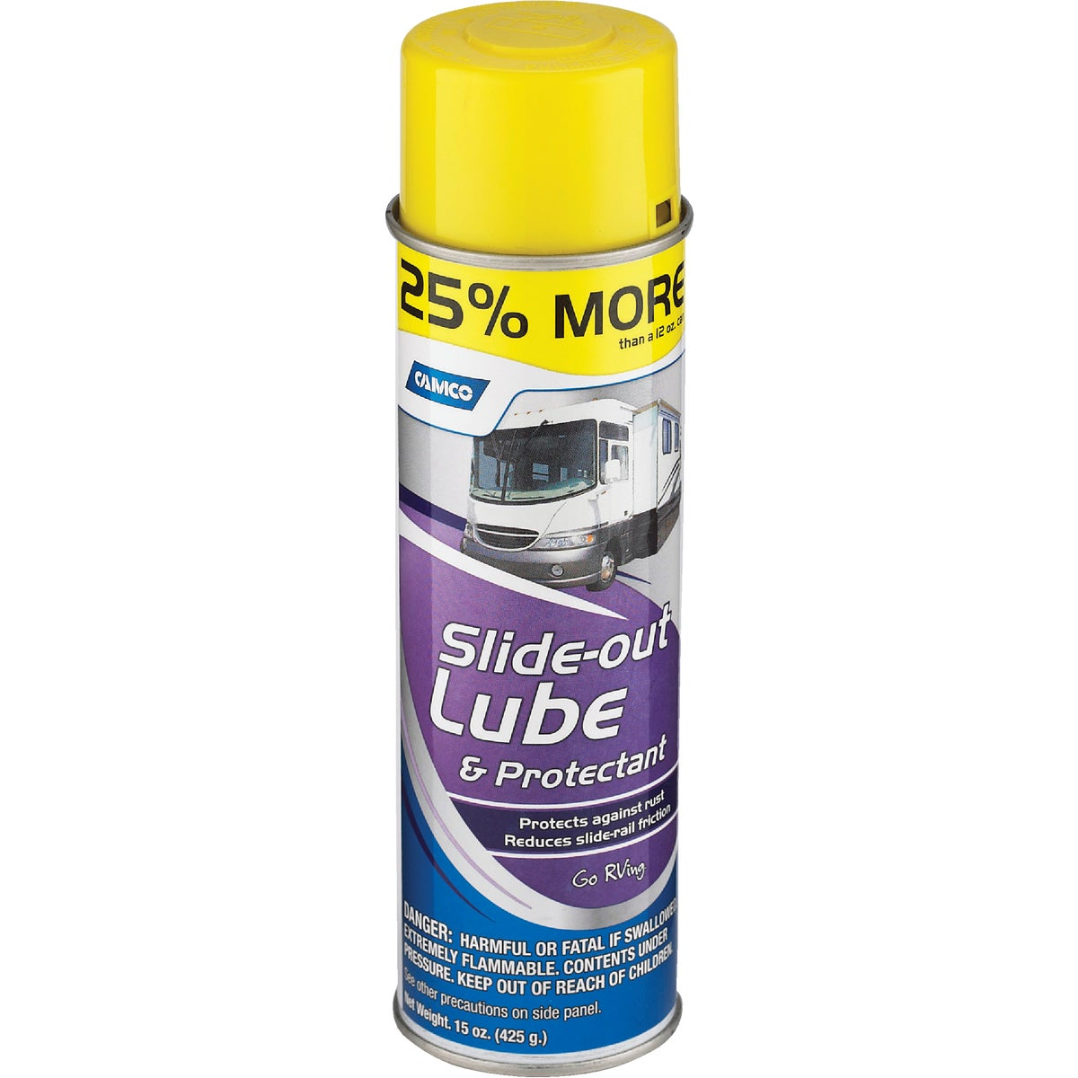 15OZ SLIDE OUT LUBE - 41105 by Camco Mfg.