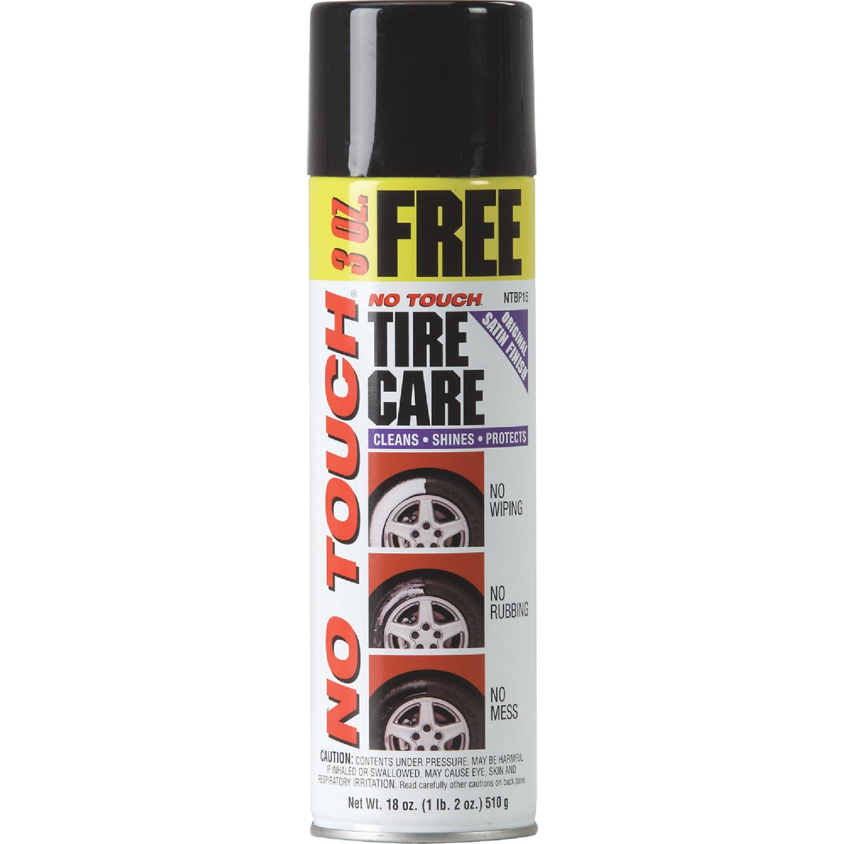 18OZ NT FOAM TIRE CARE - NTBP15-6 by Itw Global Brands