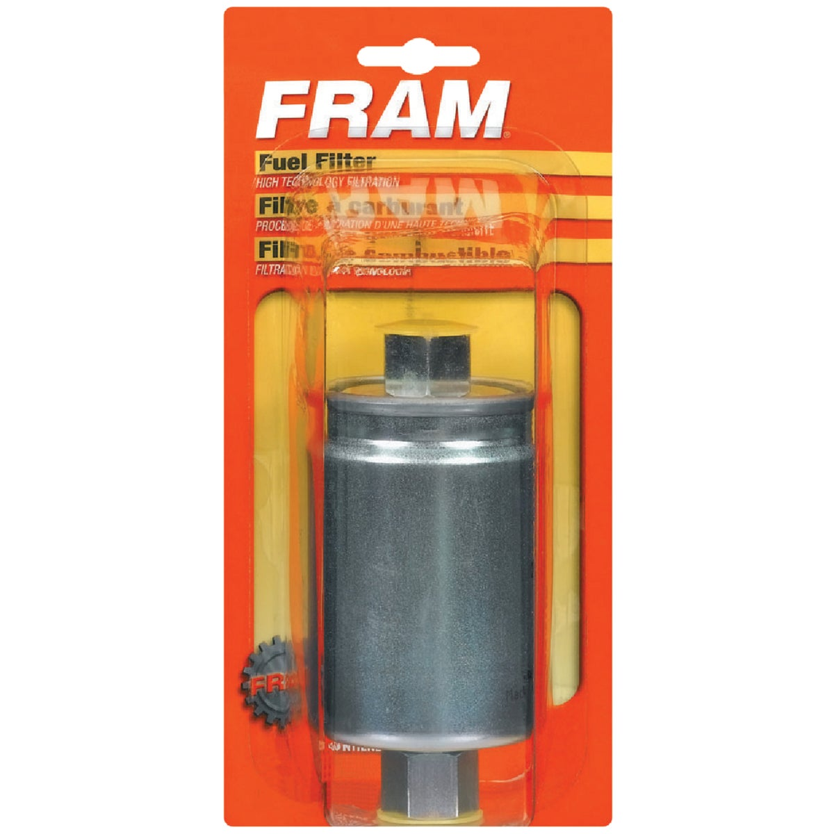 FRAM FUEL FILTER - G2 by Fram Group