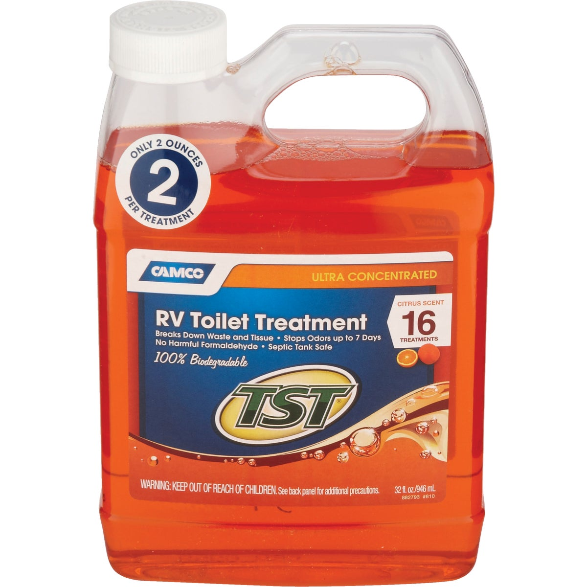32OZ TST CONCENTRATE - 41192 by Camco Mfg.