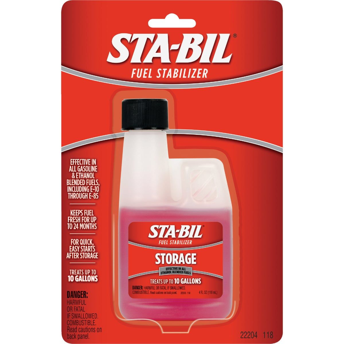 4OZ FUEL STABILIZER - 22204 by Gold Eagle Mfg