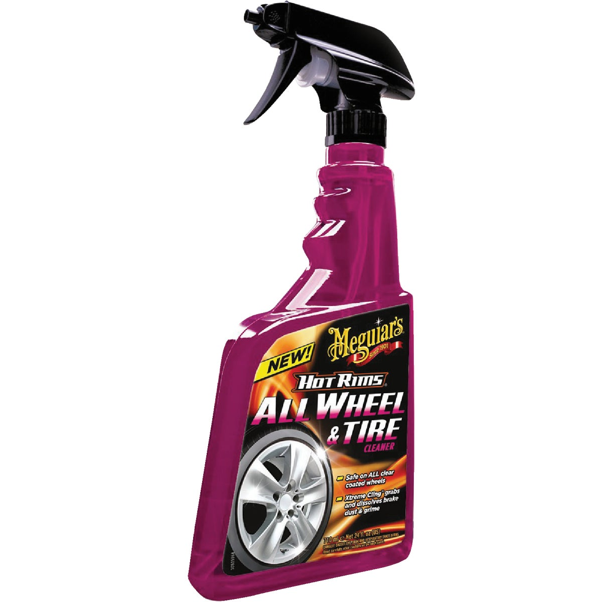 HOT RIMS WHEEL CLEANER - G9524 by Meguiars Inc