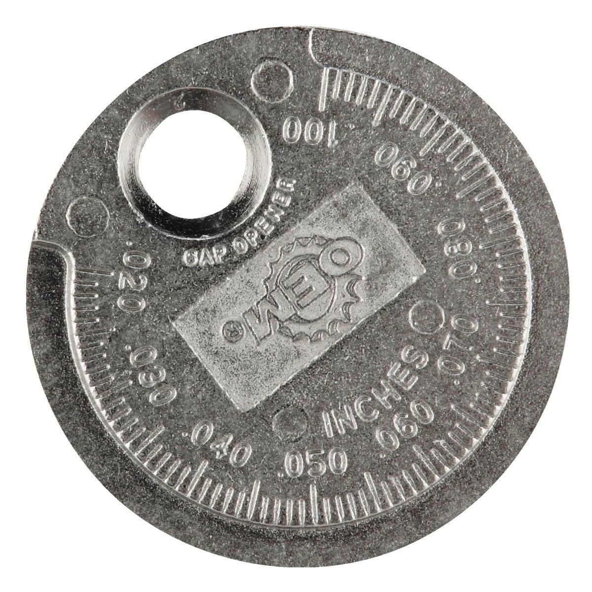 SPARK PLUG GAP GAUGE - 25352 by Great Neck Saw Inc