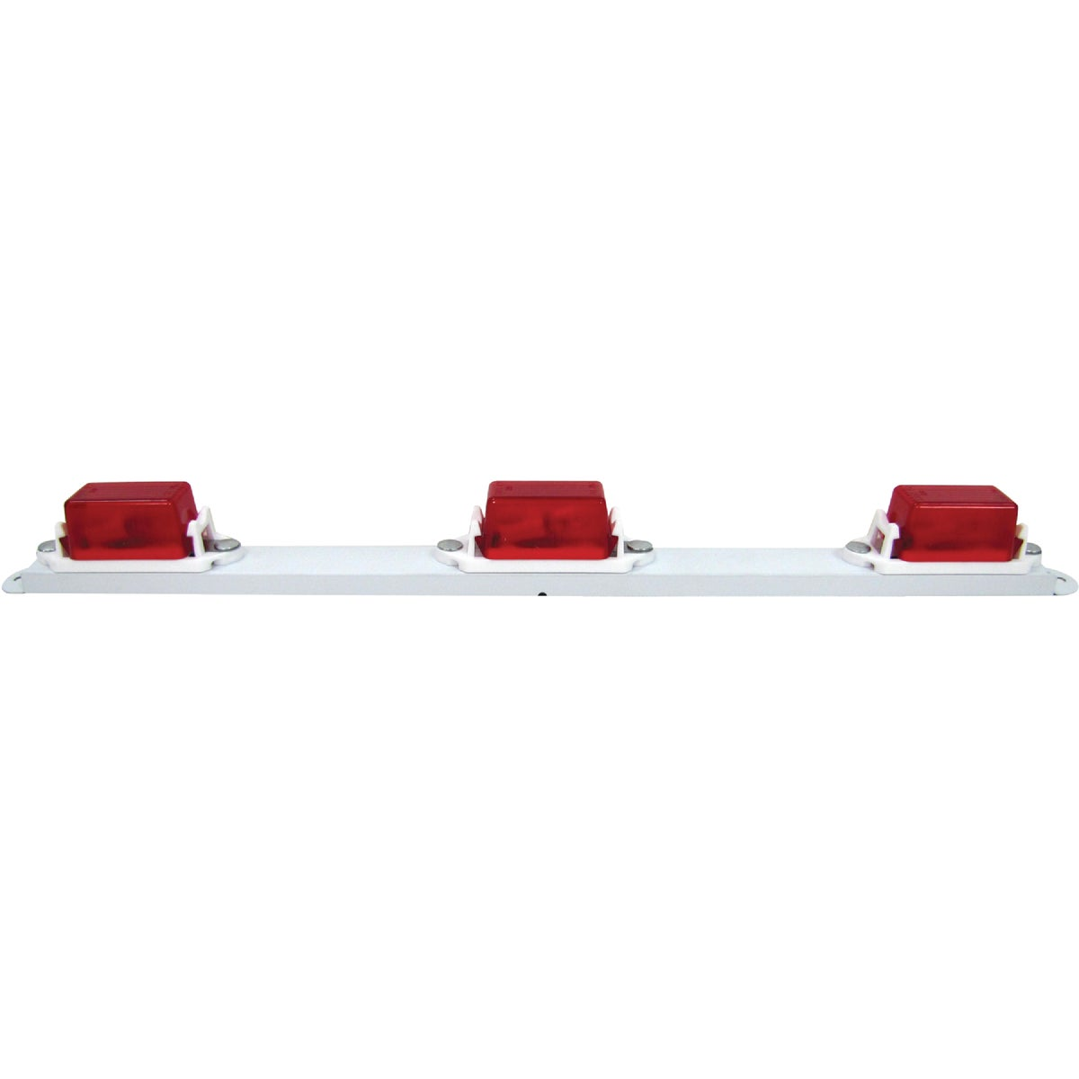 RED ID BAR LIGHT - V107-3R by Peterson Mfg Co