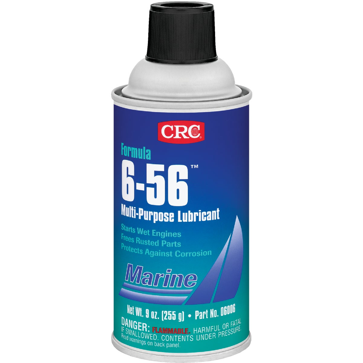 9OZ MARINE LUBRICANT - 06006 by Crc Industries Inc