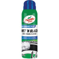 Turtle Wax 18OZ FOAM & SHINE TIRE T49R1