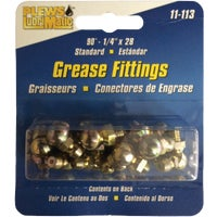 Plews LubriMatic Grease Fitting, 11-113