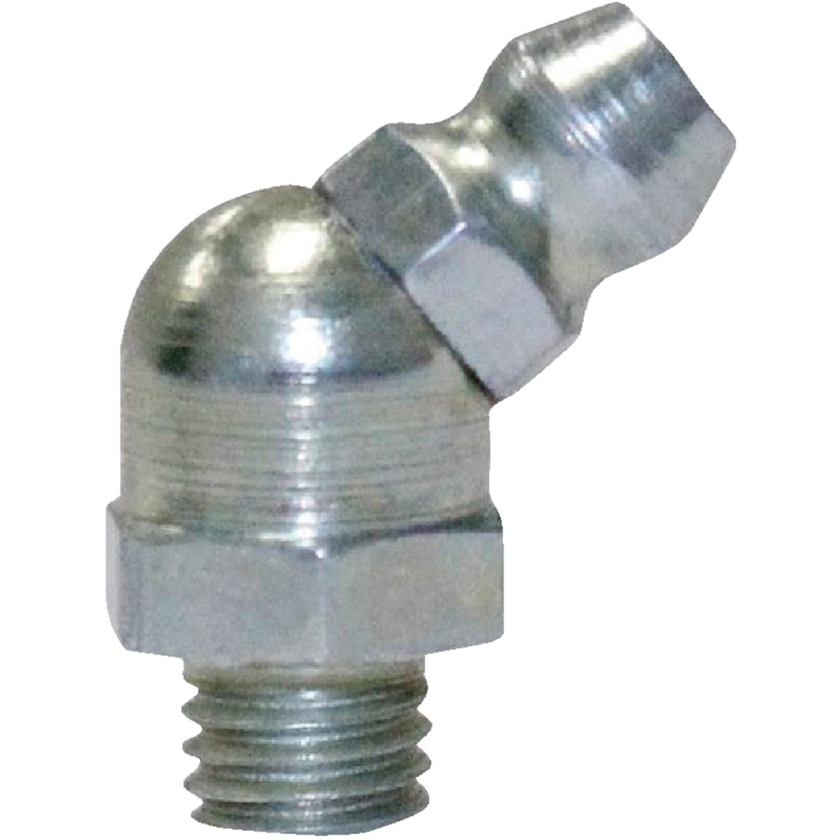 "1/4"" 45D GREASE FITTING - 11-105 by Plews  Lubrimatic"