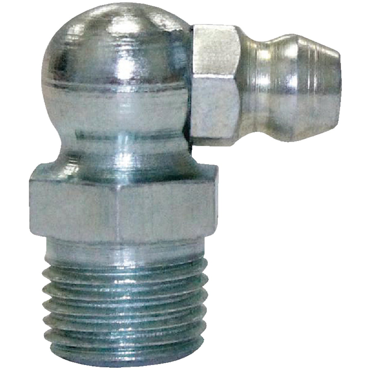 "1/8"" 90D GREASE FITTING - 11-167 by Plews  Lubrimatic"