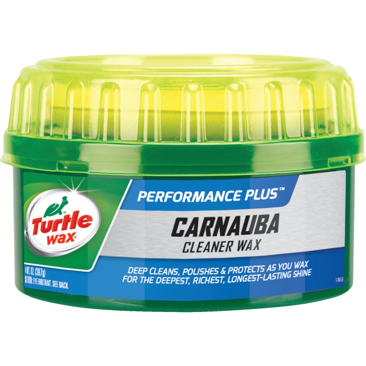 14OZ CARNAUBA WAX PASTE - T5A by Turtle Wax Inc
