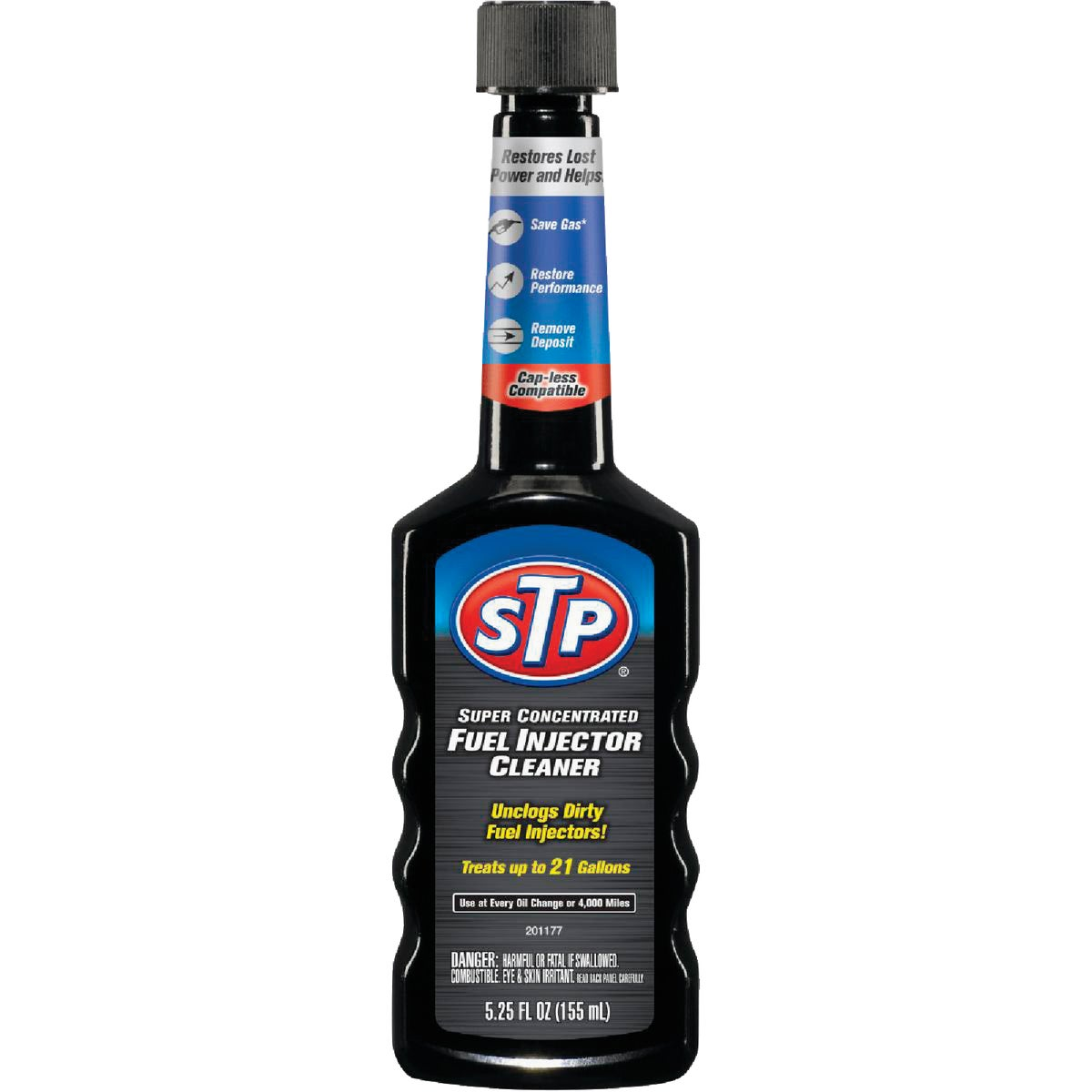 5.25STP FUEL INJ CLEANER