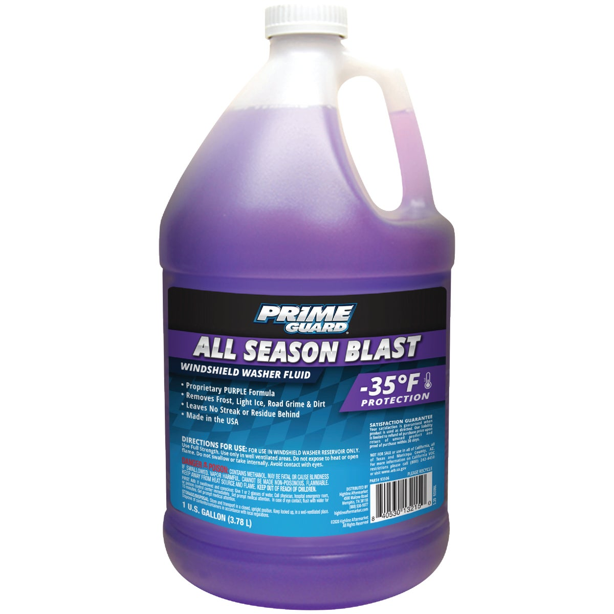 GAL -30 WINDSHIELD WASH - 30527 by Camco Mfg Inc Fluids
