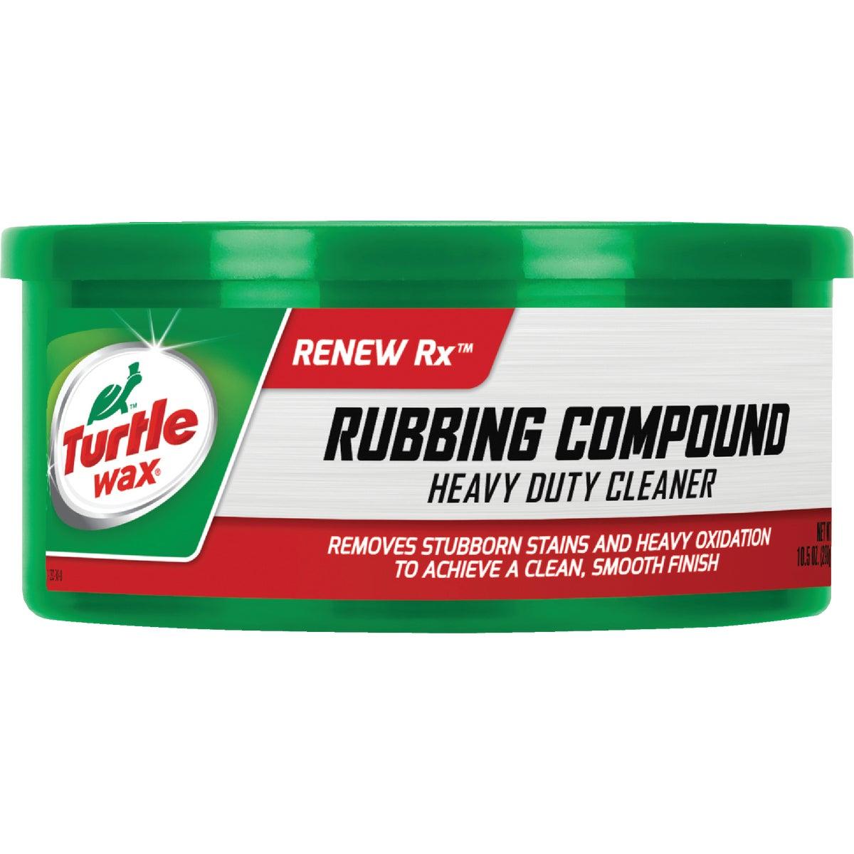 10.5OZ RUBBING COMPOUND