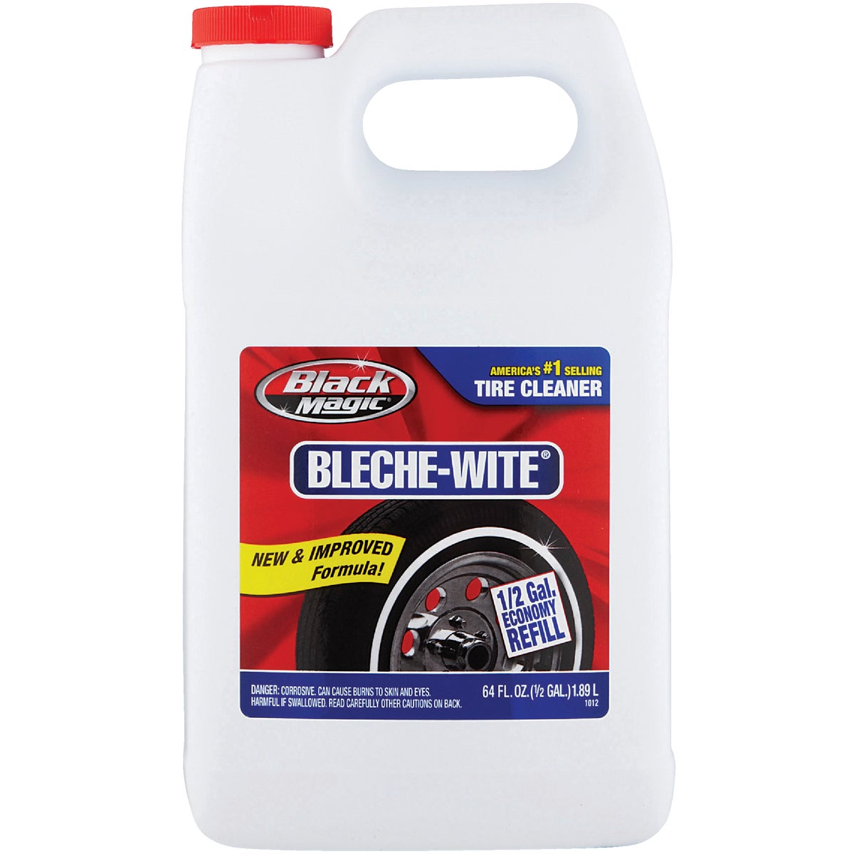 64OZ BLWITE TIRE CLEANER