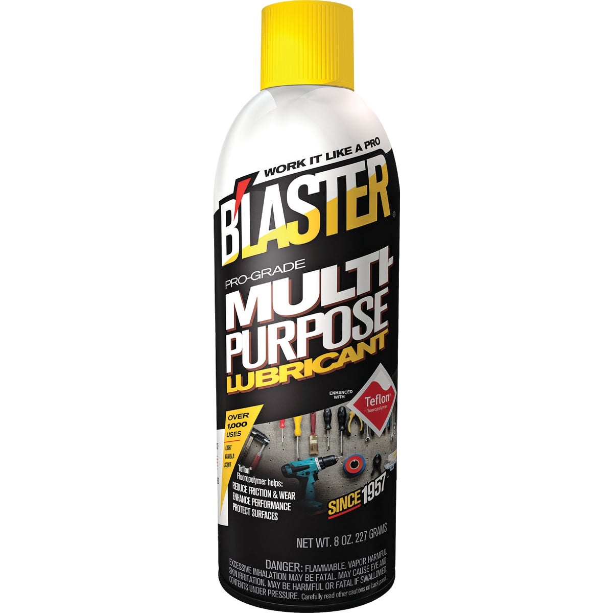 8OZ SPRAY LUBRICANT - PB-50 by Blaster Chemical Co