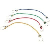 4-Pack Mini Bungee Cord Set, 06699
