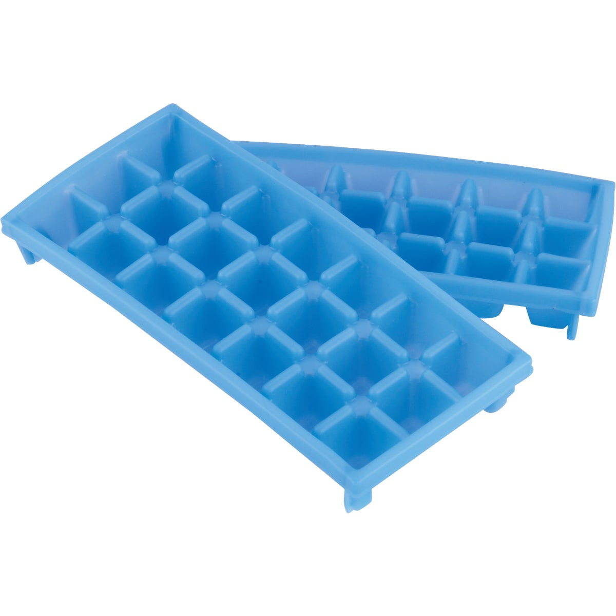 2 PK MINI ICE CUBE TRAYS - 44100 by Camco Mfg.