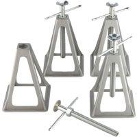 4 Pk Aluminum Jack Stand