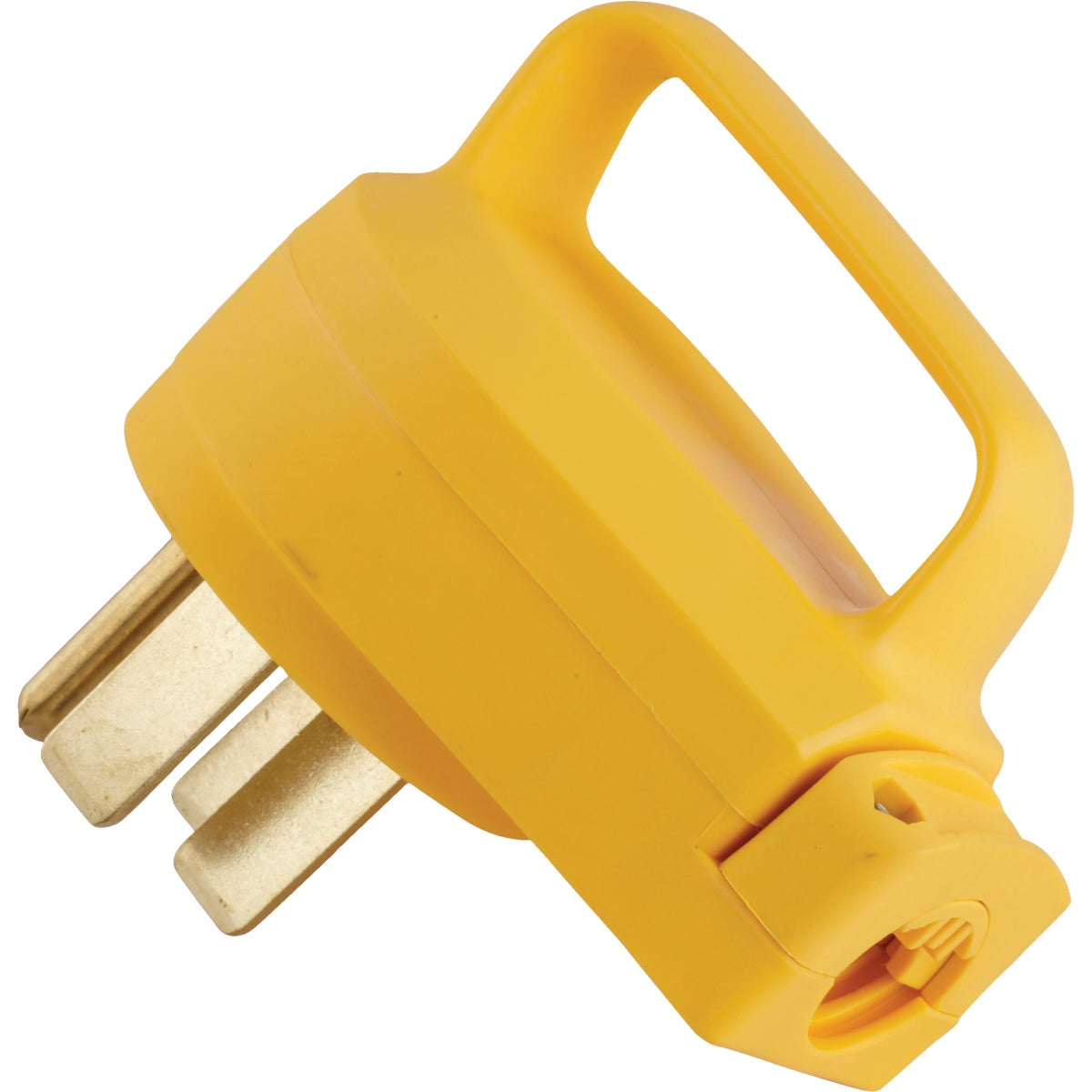 50 AMP POWER GRIP PLUG - 55255 by Camco Mfg.