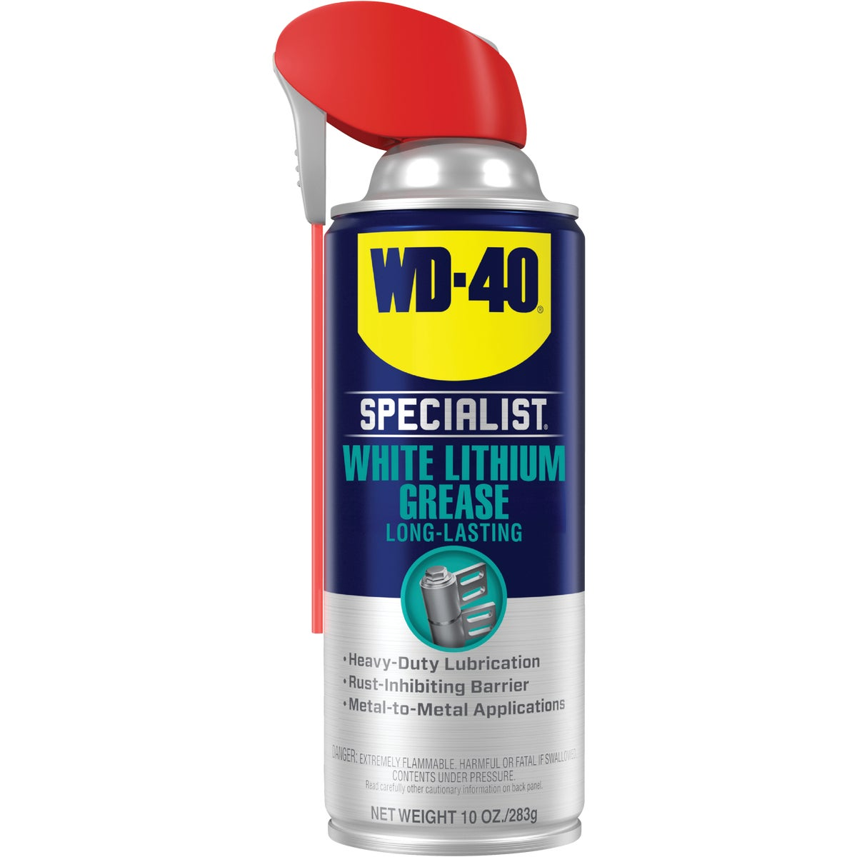 10OZ WHT LITHIUM GREASE - 300028 by W D 40 Company