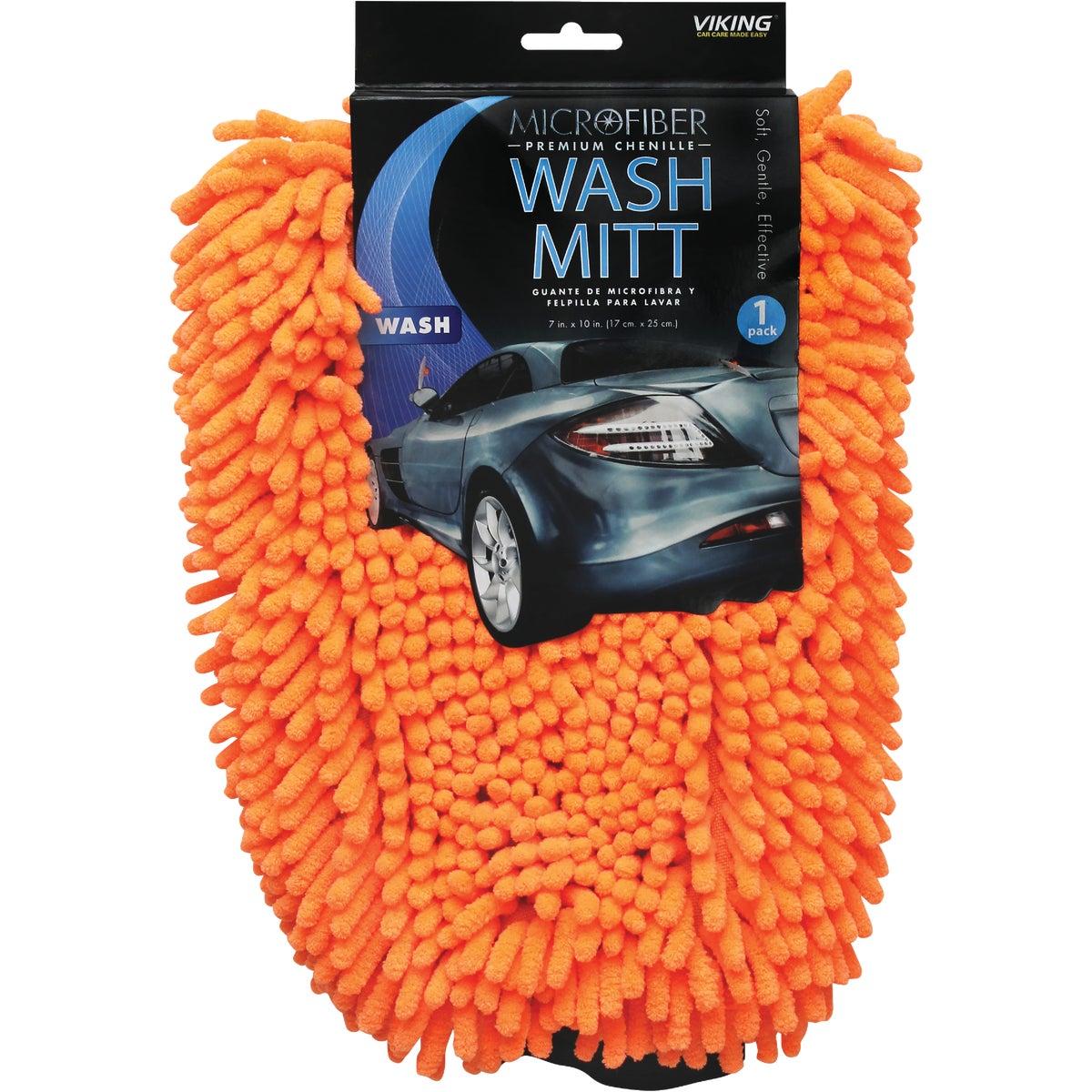 MICROFIBER WASH MITT - 40309 by Carrand Companies
