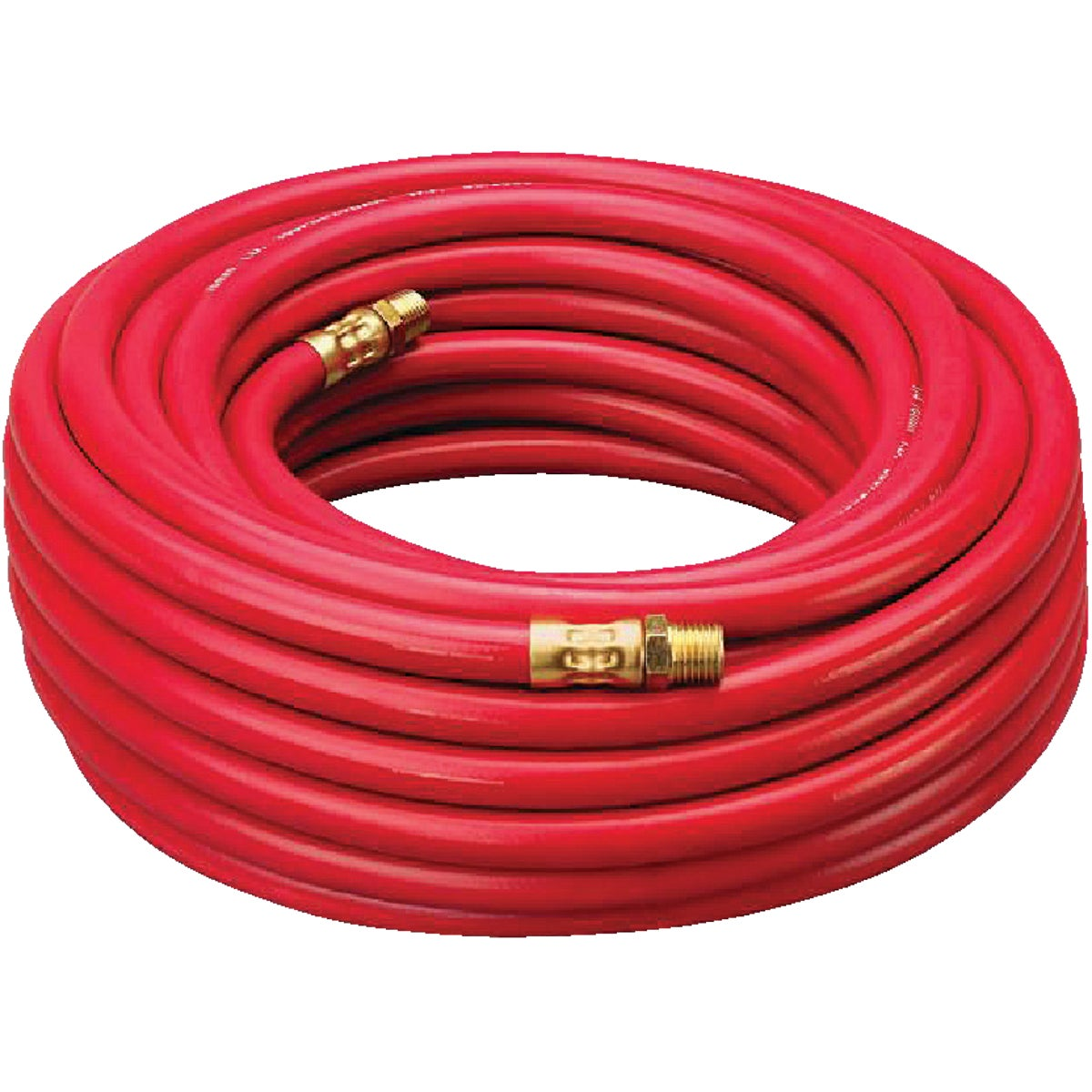 "1/4""X50' RUBBER AIR HOSE - 512-50E by Plews  Lubrimatic"