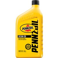 Sopus Products/Lubrication 5W20 PENNZOIL MOTOR OIL 550022779