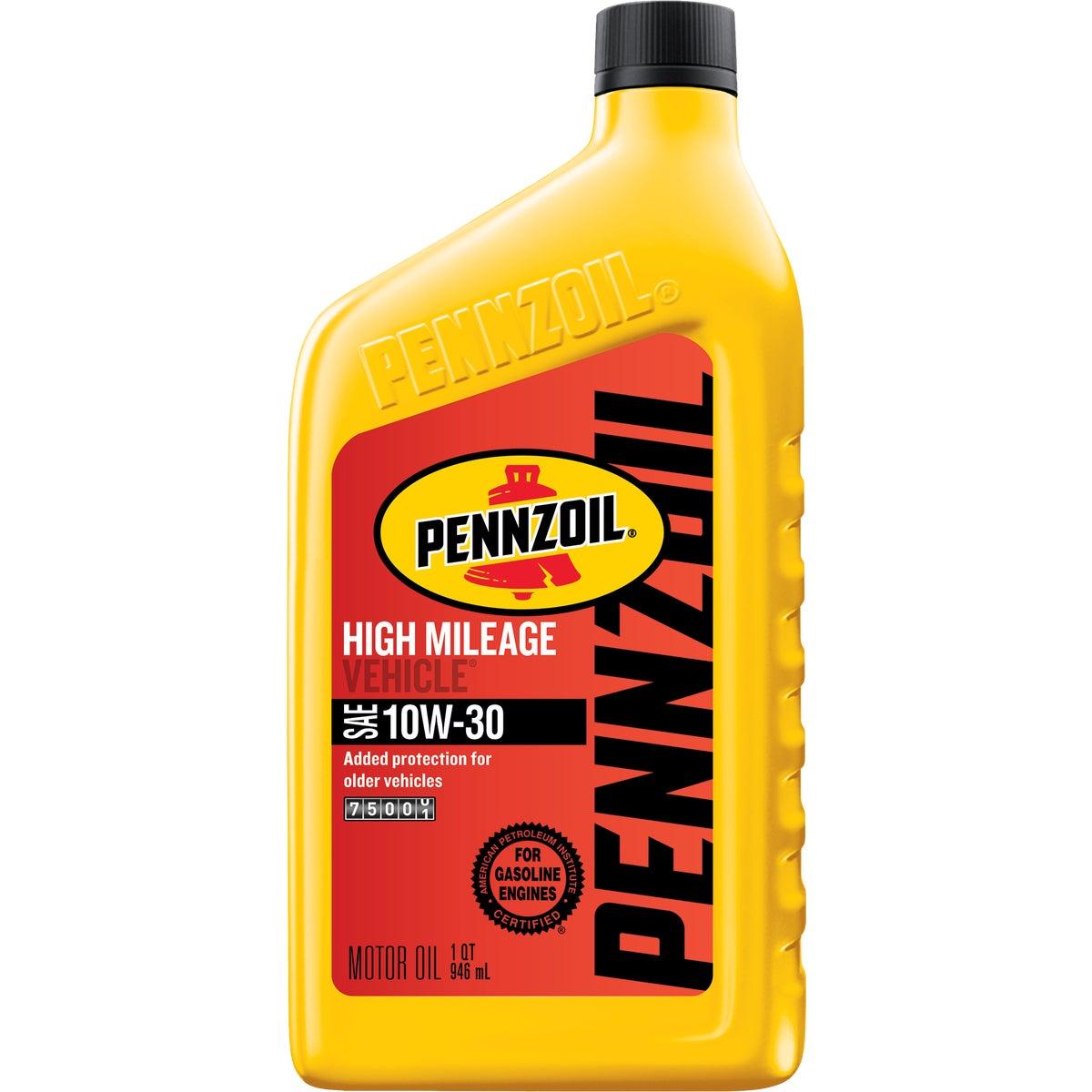 10W30 PENNZOIL MOTOR OIL