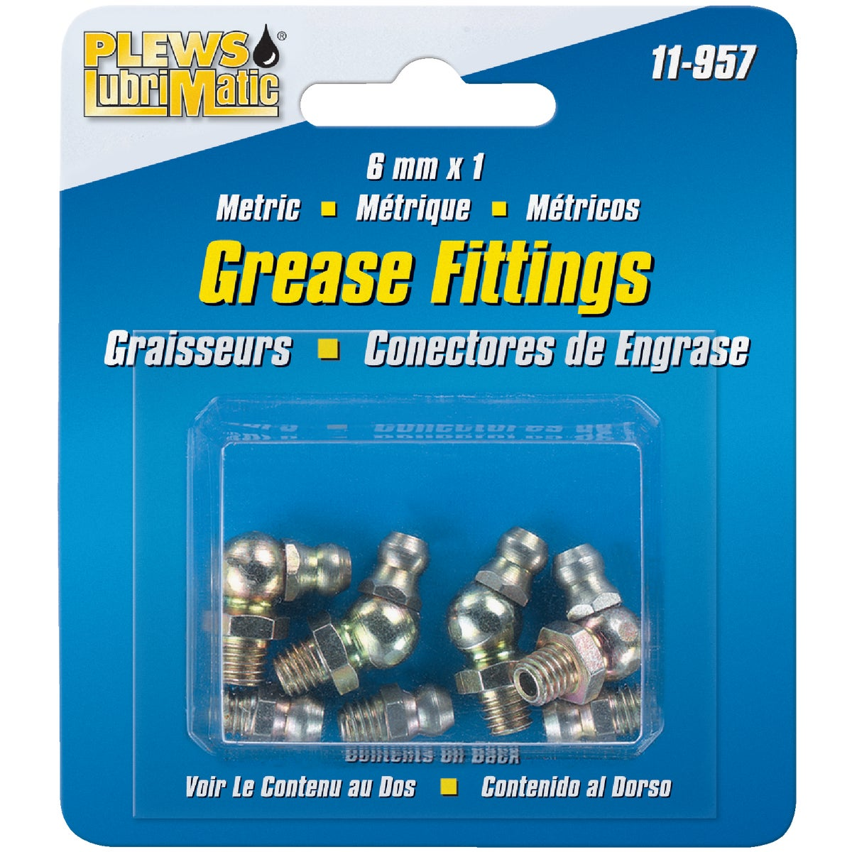 Metric Grease Fitting