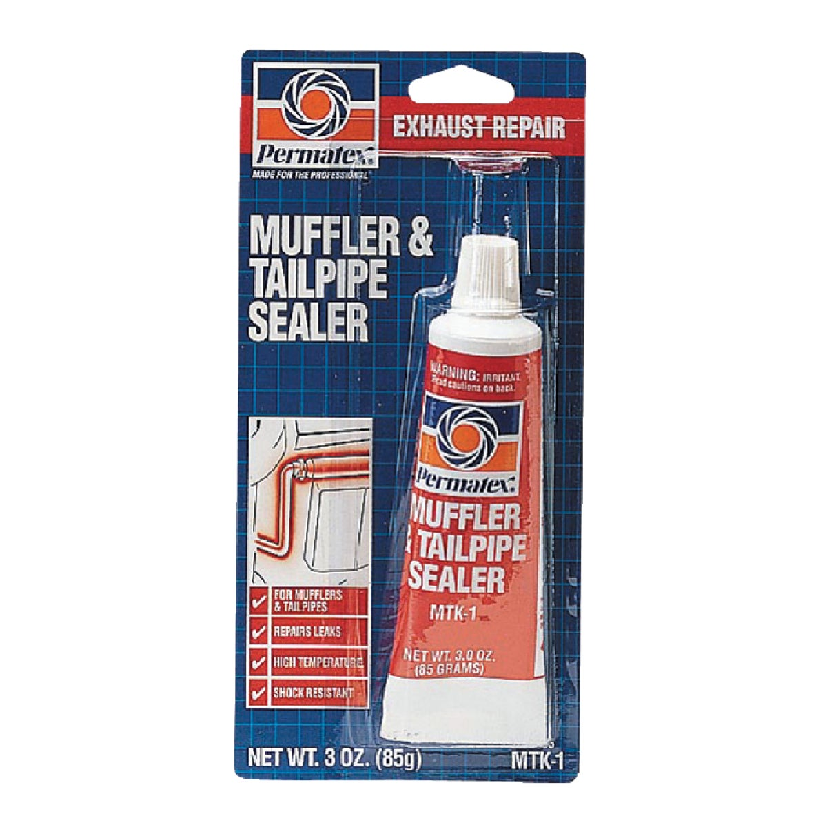 3OZ MUFFLER SEALER - 80335 by Itw Global Brands