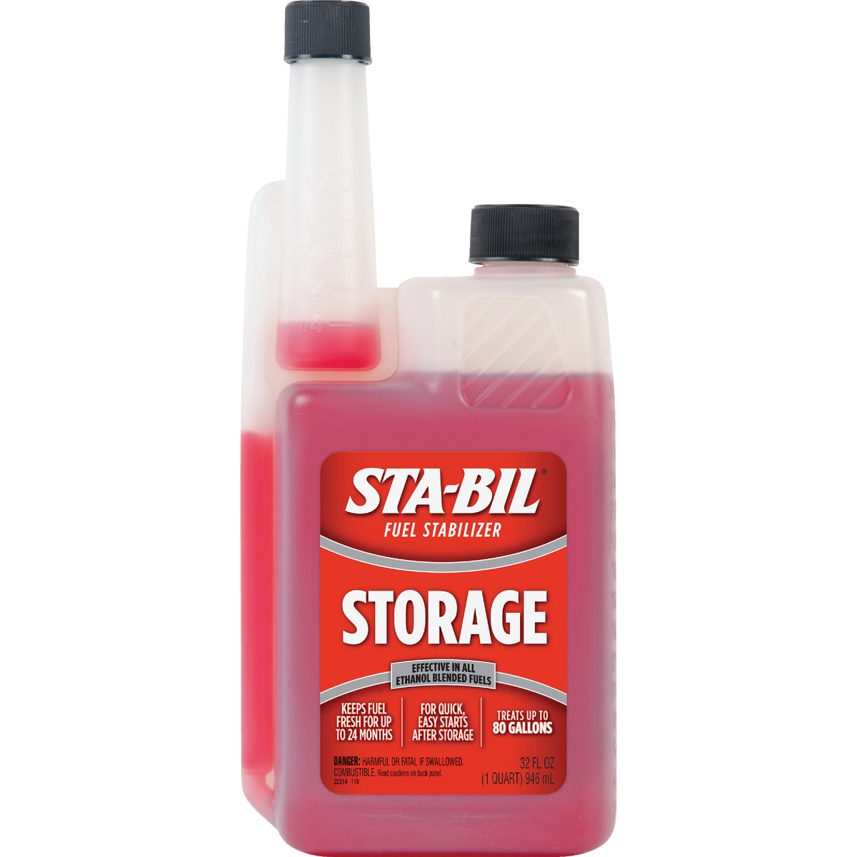 QT 32OZ FUEL STABIL - 22214 by Gold Eagle Mfg