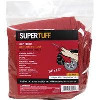 Intex Supply Co. 12PK SHOP TOWEL 579750
