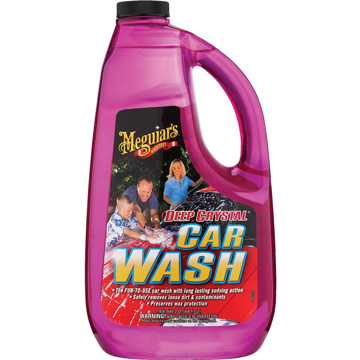 DEEP CRYSTAL CAR WASH - G10464 by Meguiars Inc