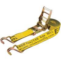 Erickson Heavy-Duty Ratchet Strap, 52300