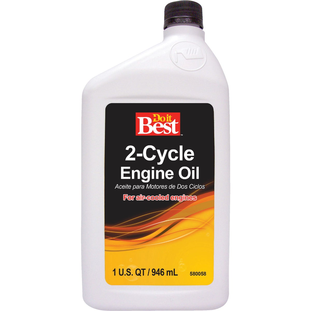 QUART 50:1 2 CYCLE OIL - 580058 by Warren Oil Co Inc