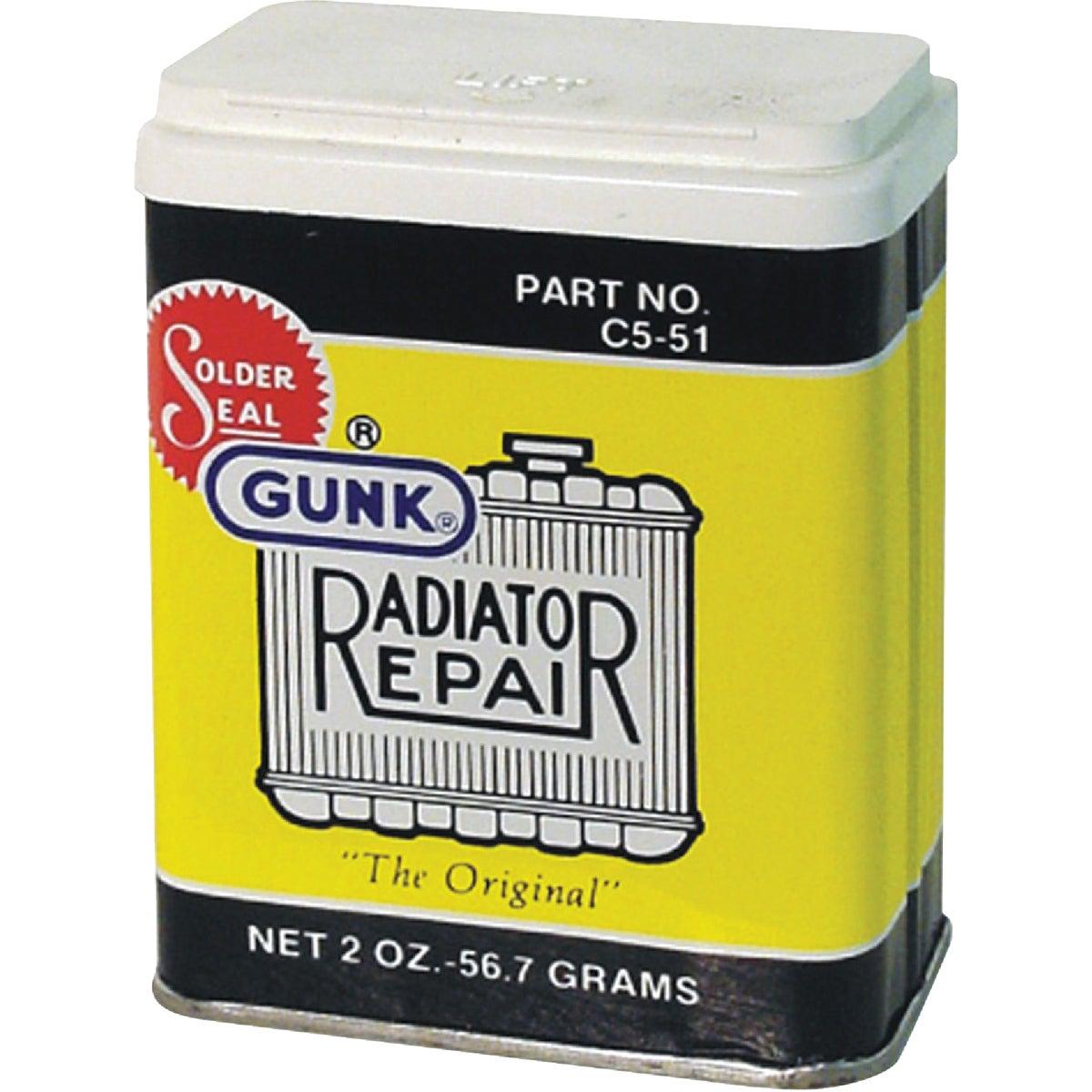 2Oz Radiator Repair
