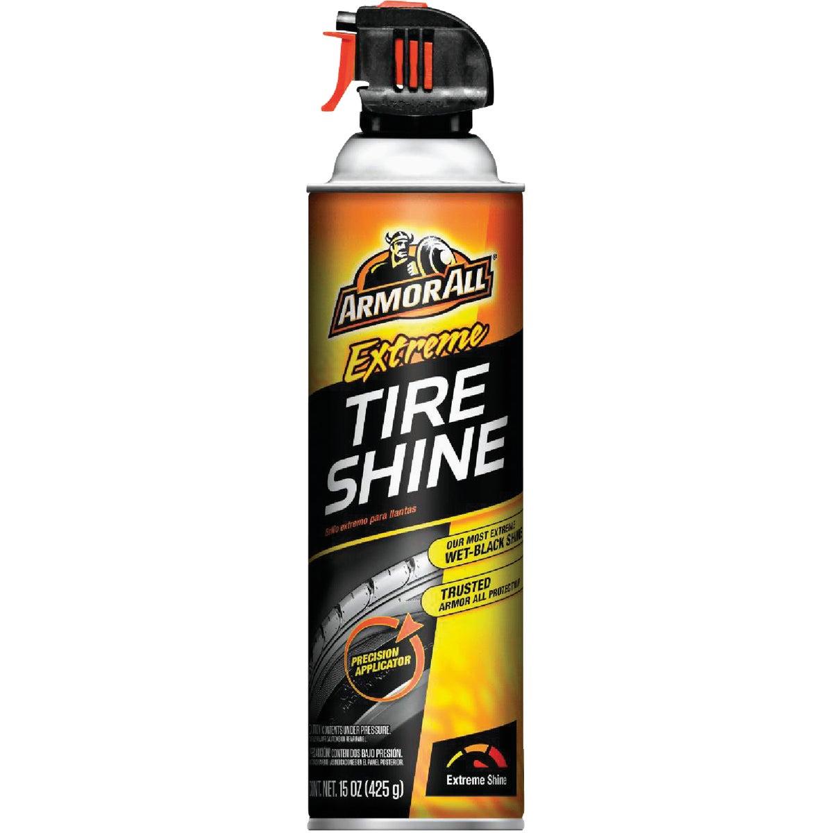 15Oz Aerosol Tire Shine