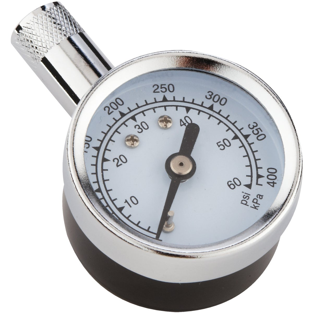 DELUXE DIAL TIRE GAUGE - 75588 by Custom Accessories