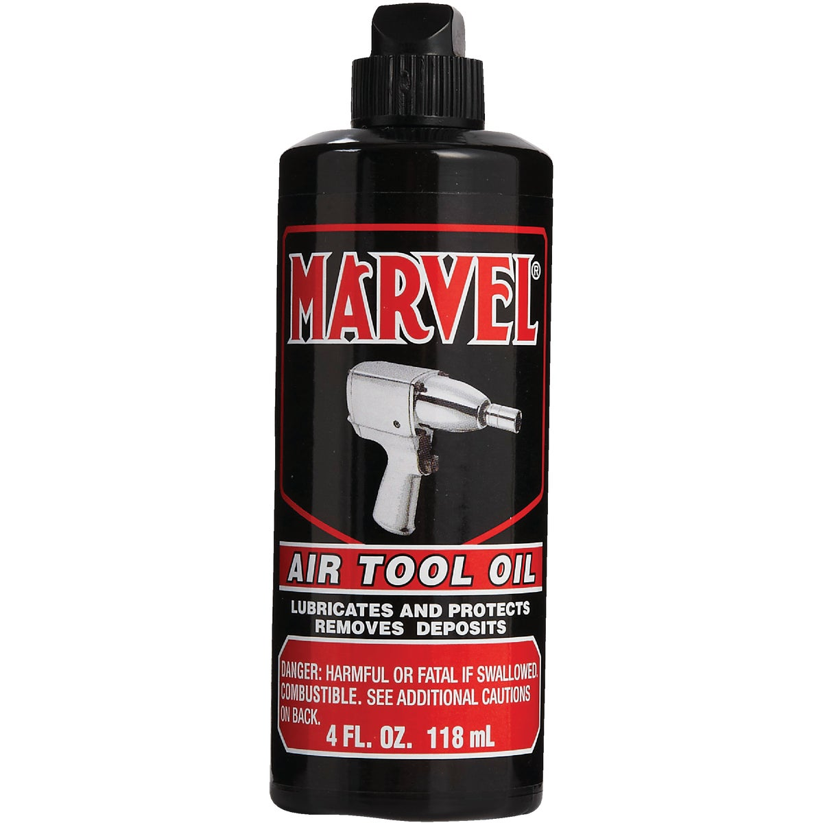 4OZ AIR TOOL OIL - MM080R by Turtle Wax Inc