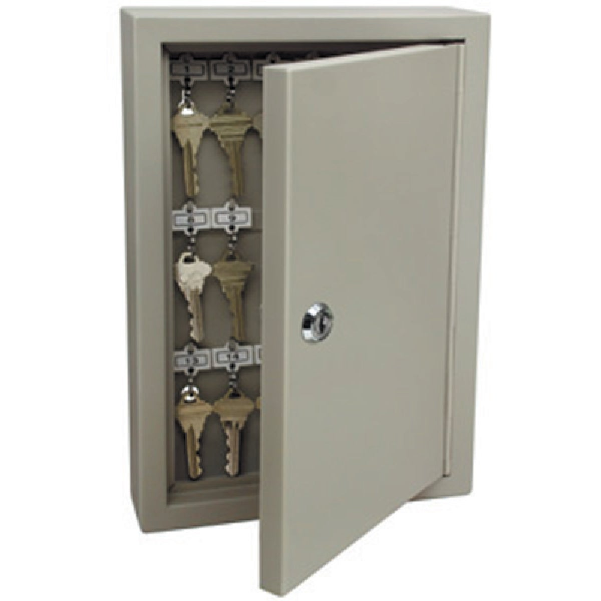 STEEL KEY CABINET - 001801 by Supra Products Inc