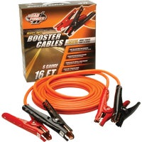 ROAD POWER Heavy-Duty Booster Cables, 08566-01-03
