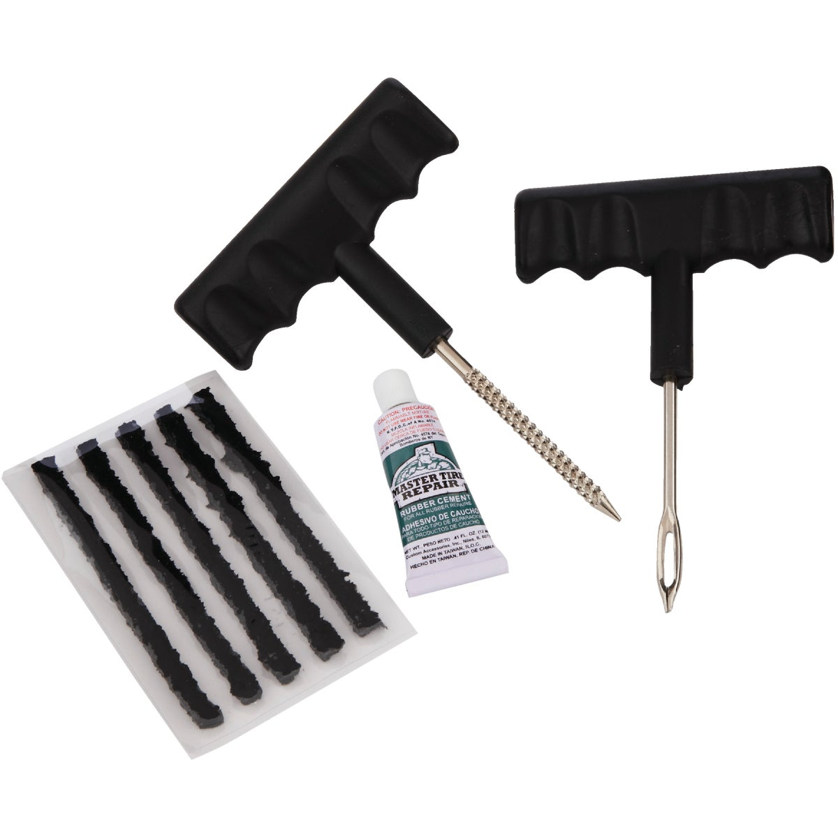 TUBELESS TIRE REPAIR KIT - 21000 by Custom Accessories