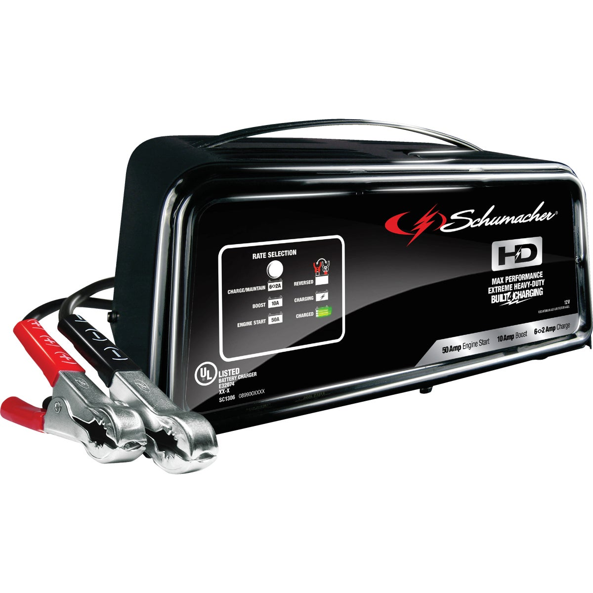 STARTER/BATTERY CHARGER - SE-5212A-CA by Schumacher Electric