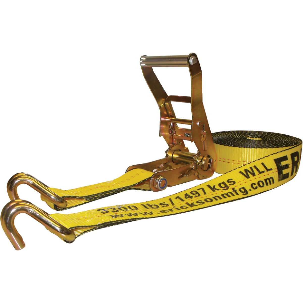 "2""X27' DBL JHOOK RATCHET - 78627 by Erickson Mfg Ltd"