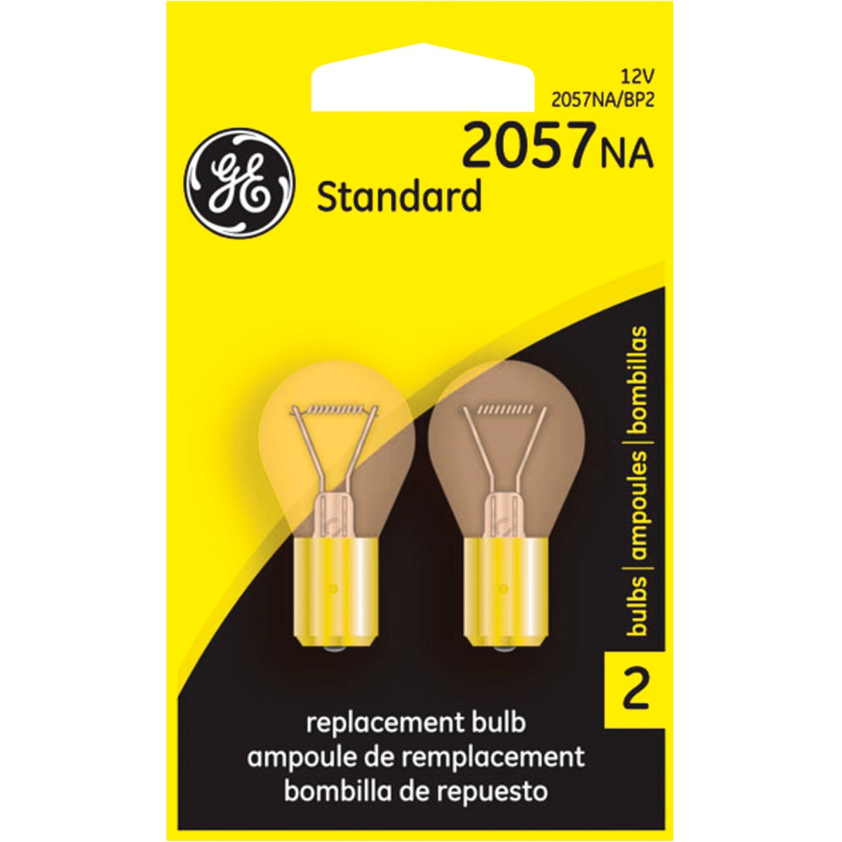 2057NABP H/D TURN BULB - 12312 by G E Automotive