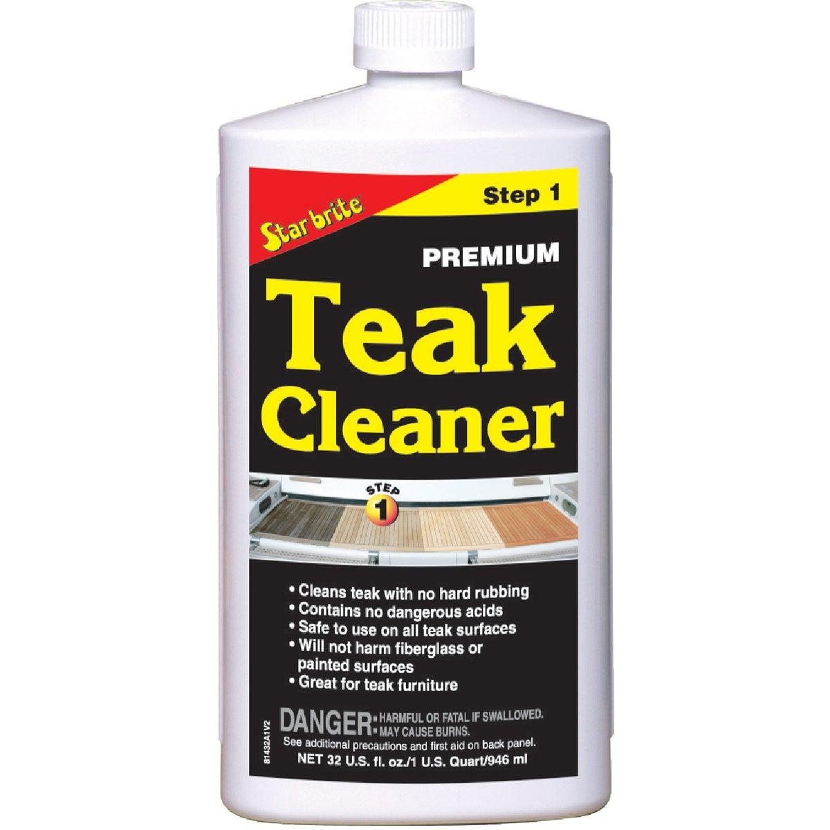 QT PREMIUM TEAK CLEANER - 74-81432 by Seachoice Prod