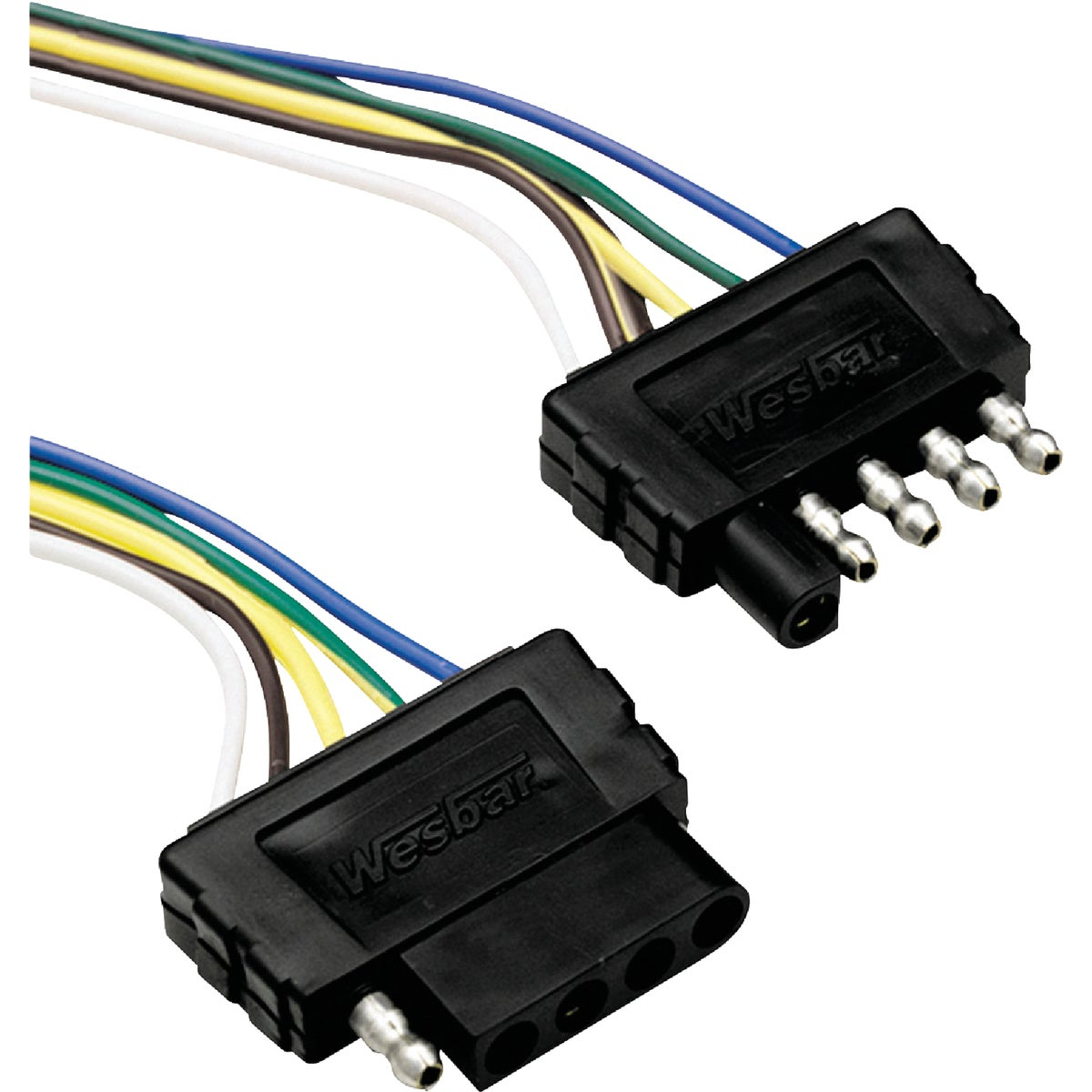 Vehicle-Trailer Wiring Set
